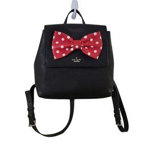 Minnie Mouse Kate Spade Backpack Purse